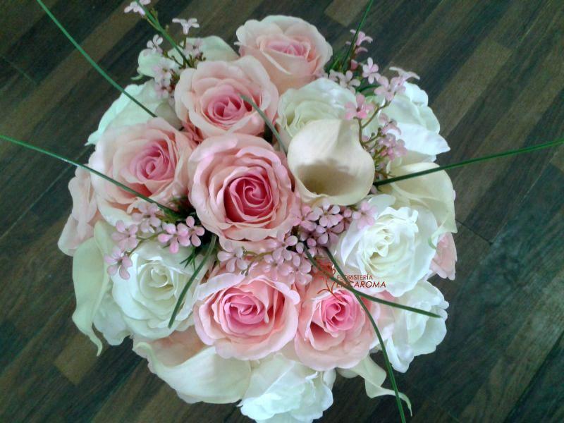 Flores en ramo