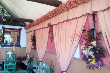 decoraciones feria sevilla