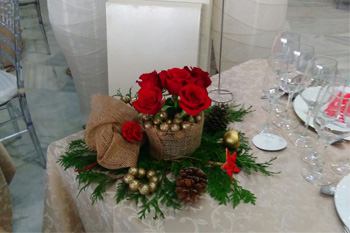 decoraciones recepcion sevilla