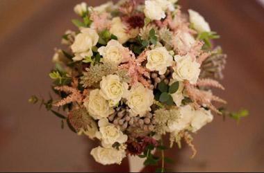 ramo de novia encaroma